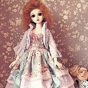 Куклы и игрушки ручной работы. Ярмарка Мастеров - ручная работа Наряд на куклу БЖД (  MCD) 42-45 см №38. Handmade.