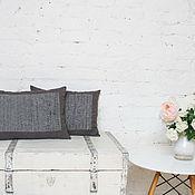 """Для дома и интерьера ручной работы. Ярмарка Мастеров - ручная работа 2 подушки """"Камень"""". Handmade."""