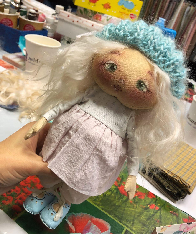 Винтаж: Кукла текстильная, Куклы и пупсы, Белгород,  Фото №1