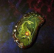 Украшения ручной работы. Ярмарка Мастеров - ручная работа Сердце дракона. Handmade.