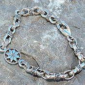 handmade. Livemaster - original item Well-being bracelet (3) Symbol. Handmade.