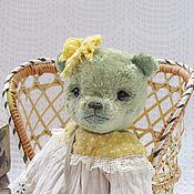 Куклы и игрушки ручной работы. Ярмарка Мастеров - ручная работа Лёка мишка-тедди. Handmade.