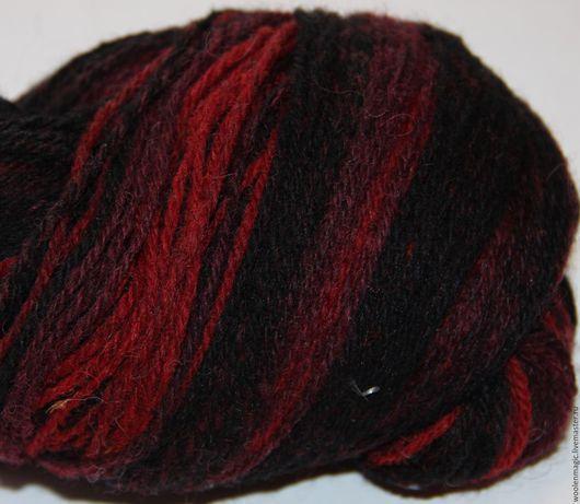 Вязание ручной работы. Ярмарка Мастеров - ручная работа. Купить Эстонская пряжа Wool&YarnArtistic 8/3  - 100% шерсть.. Handmade. Комбинированный