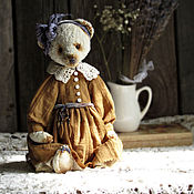 Stuffed Toys handmade. Livemaster - original item Masha. Handmade.
