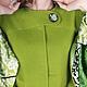 Верхняя одежда ручной работы. Заказать Пальто пончо из шерсти с кашемиром на шелковой подкладке. Elfina - пончо - фантазия. Ярмарка Мастеров.