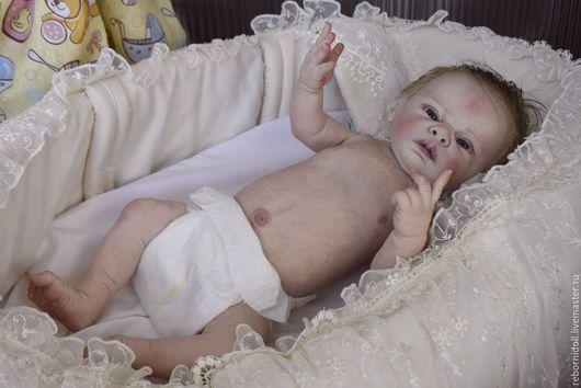 Куклы-младенцы и reborn ручной работы. Ярмарка Мастеров - ручная работа. Купить Кукла реборн Дикси. Handmade. Кукла реборн