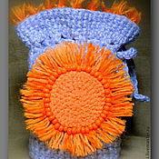 """Фен-шуй и эзотерика ручной работы. Ярмарка Мастеров - ручная работа Мешочек для Таро """"Солнце"""". Handmade."""