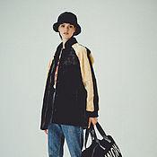 Одежда handmade. Livemaster - original item Fur bomber jacket. Handmade.