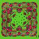 Платок; Платочная ткань. Ткани. ИРА+7968 260 30 99 WatsApp,Viber,тел. Интернет-магазин Ярмарка Мастеров.  Фото №2