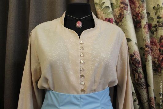 Блузки ручной работы. Ярмарка Мастеров - ручная работа. Купить Блузка. Handmade. Блузка, модная одежда