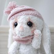 Куклы и игрушки ручной работы. Ярмарка Мастеров - ручная работа Зайка Фанюшка. Handmade.