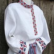 Русский стиль handmade. Livemaster - original item Russian costume for boy 3. Handmade.