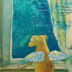 Золотые нимбы (karinakoval) - Ярмарка Мастеров - ручная работа, handmade