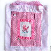 Работы для детей, ручной работы. Ярмарка Мастеров - ручная работа Детская сумка с вышивкой. Handmade.