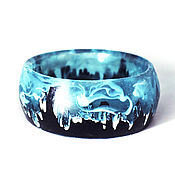 Украшения handmade. Livemaster - original item Megapolis ring size 16. Handmade.
