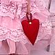 Куклы Тильды ручной работы. 70 см! Нежный ангел, несущий любовь!. Анна Андреева (ANNA-AND). Ярмарка Мастеров.