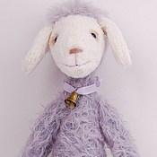 Куклы и игрушки ручной работы. Ярмарка Мастеров - ручная работа Овечка Тедди. Handmade.
