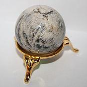 Фен-шуй и эзотерика ручной работы. Ярмарка Мастеров - ручная работа Шар лунный камень, солнечный камень. Handmade.