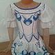 Спортивная одежда ручной работы. Платье для фигурного катания. Gladova Nataliya. Интернет-магазин Ярмарка Мастеров. Белый, спортивная одежда