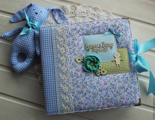 Подарки для новорожденных, ручной работы. Ярмарка Мастеров - ручная работа. Купить Большой комплект для мальчика Нежность. Handmade. Комбинированный