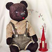 Куклы и игрушки handmade. Livemaster - original item Teddy Bears: Bear with Howler Soviet. Handmade.