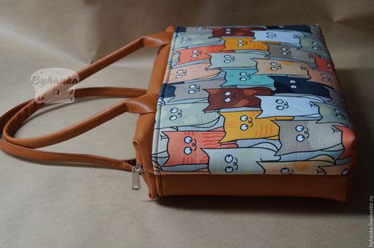 Женские сумки ручной работы. Ярмарка Мастеров - ручная работа. Купить Сумка на плечо. Handmade. Сумка, необычная сумка, ткань