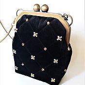 Сумки и аксессуары handmade. Livemaster - original item Bag with clasp