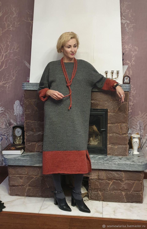 Платье Твидовая осень TWEED YarnArt, Платья, Сарапул,  Фото №1