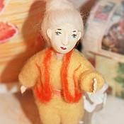 """Куклы и игрушки ручной работы. Ярмарка Мастеров - ручная работа Авторская кукла """"Матильда"""". Handmade."""
