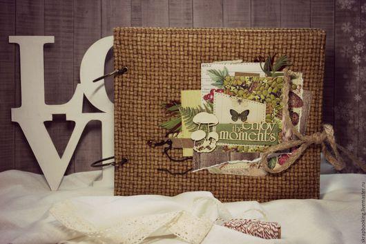 Альбом  `Лесной` Мастерская Скрапбукинга Living History