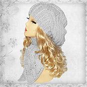 Аксессуары ручной работы. Ярмарка Мастеров - ручная работа Шапка, шапки, шапки женские, вязаные шапки, купить шапку. Handmade.