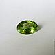 Для украшений ручной работы. Хризолит натуральный перидот оливин 1,45 карата. Tourmaline. Интернет-магазин Ярмарка Мастеров.
