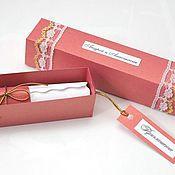 """Свадебный салон ручной работы. Ярмарка Мастеров - ручная работа Приглашение на свадьбу """"Strawberries"""". Handmade."""