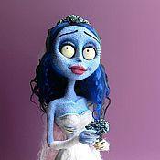 Куклы и игрушки ручной работы. Ярмарка Мастеров - ручная работа Труп Невесты. Handmade.