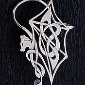 Украшения handmade. Livemaster - original item Cuff Dragon. Handmade.