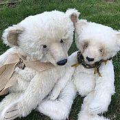 Мягкие игрушки ручной работы. Ярмарка Мастеров - ручная работа Медведь Архип, 57 см. Handmade.