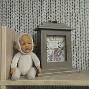 Куклы и игрушки handmade. Livemaster - original item Doll polymer clay. Teddy $. elfic.. Handmade.
