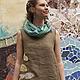 Order Dress-boho 'With the fishes'. Алена Тимофеева (indeeza). Livemaster. . Dresses Фото №3