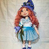 Куклы и игрушки ручной работы. Ярмарка Мастеров - ручная работа Кукла лесная фея. Handmade.