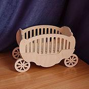 handmade. Livemaster - original item Cart, carriage, crib 250. Handmade.