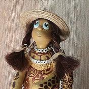 Stuffed Toys handmade. Livemaster - original item Turtle Jeanne. Handmade.