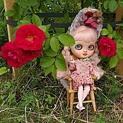 Куклы и игрушки ручной работы. Ярмарка Мастеров - ручная работа Little miss Shipper. Блайз (англ. Blythe). Handmade.