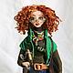 Art doll Ellie. Dolls. SarychevaDolls. My Livemaster. Фото №6