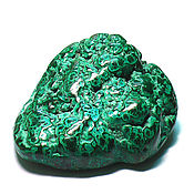 Хризоколла с малахитом,коллекционный минерал.