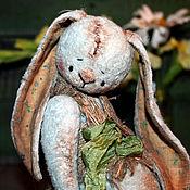 """Куклы и игрушки ручной работы. Ярмарка Мастеров - ручная работа - 20 % зайка """"Паутинка"""". Handmade."""