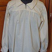 Одежда ручной работы. Ярмарка Мастеров - ручная работа ЯКОБИТКА мужская рубашка. Handmade.