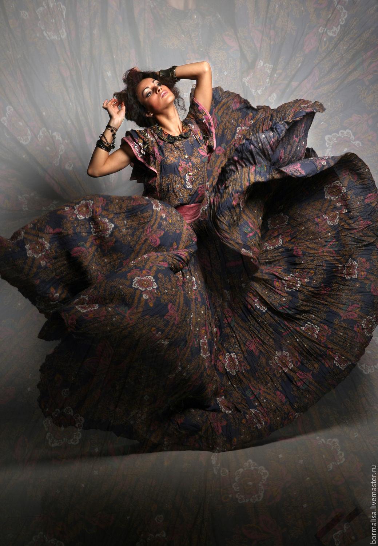 Skirt 'the Firebird', Skirts, Ivanovo,  Фото №1