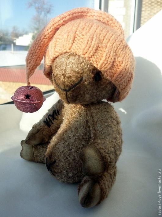 Мишки Тедди ручной работы. Ярмарка Мастеров - ручная работа. Купить Бараш. Handmade. Коричневый, баран, 2015 год, шерсть