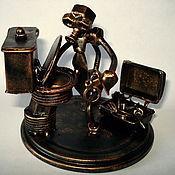 Сувениры и подарки handmade. Livemaster - original item Plumber