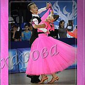 """Одежда ручной работы. Ярмарка Мастеров - ручная работа Платье """"Розовый фламинго"""". Handmade."""